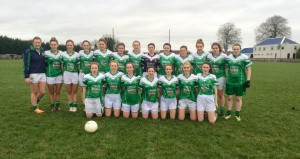 Great win and trip away for the Moorefield ladies against St Mochta's, 7th March
