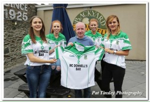Mc Donnells Ladies 2015
