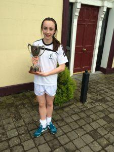 2016 - U14 Leinster Cup - Niamh Mc Fadden