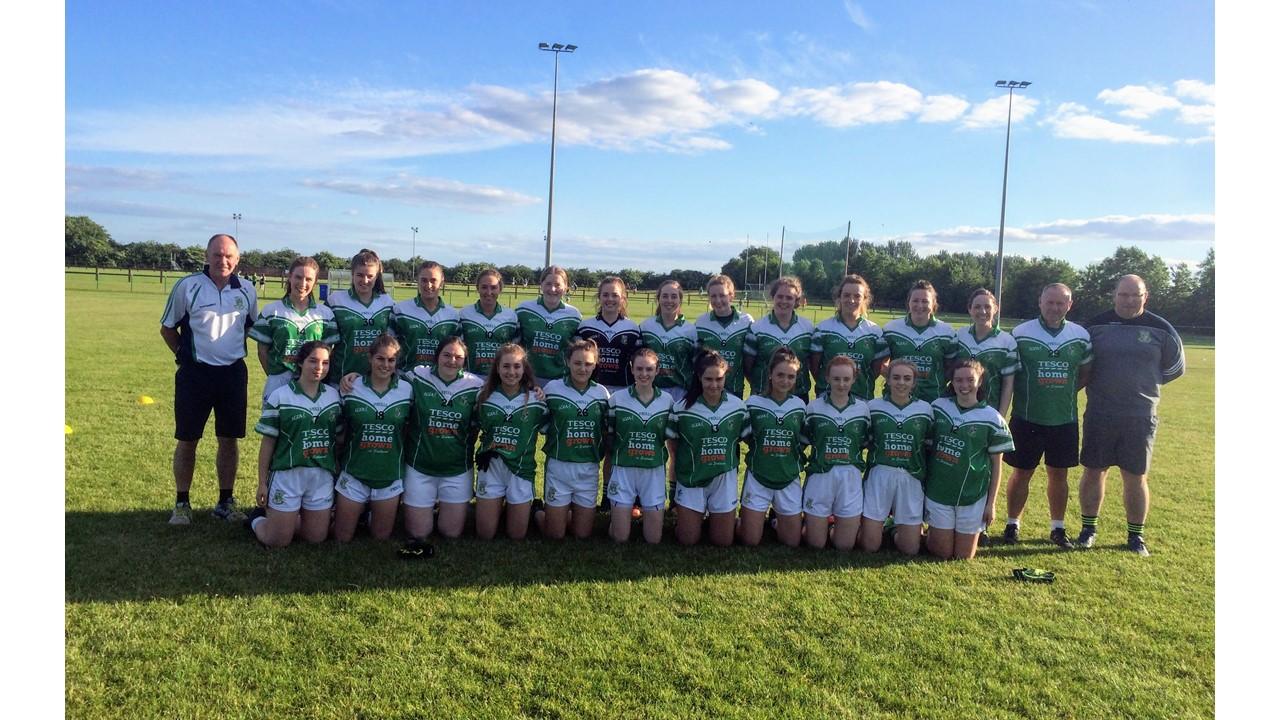 Senior Division 1 Championship 2018 | Ladies Football